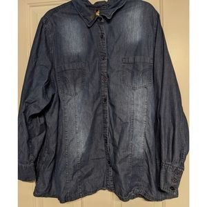 Pennington's Denim Shirt